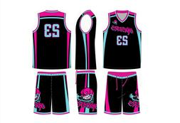 10 Men's Basketball Jersey Sets Uniforms Sports Clothing Bas