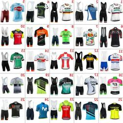 2019 Mens Cycling Clothing Bicycle Short Sleeve Cycling Jers