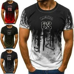 2019 New Brand Clothing Jordan 23 Men T-shirt michael jordan