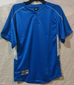 3N2 Clutch Apparel Mens Baseball/Softball Henley Shirt/Pract