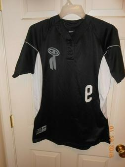 3N2 Clutch Apparel Mens Baseball/Softball Henley Shirt SZ M