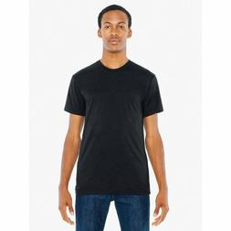 American Apparel 50/50 T-Shirt Poly Cotton Ultra Soft Crew N