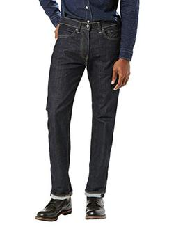 Levi's Men's 505 Regular Fit Jean,Tumbled Rigid,34x34