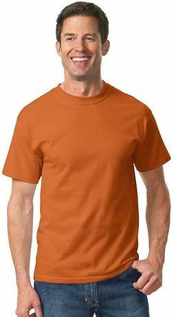 6 pack! Port & Company PC61 T-Shirt Men's Essential - Texas