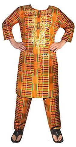 african kent traditional dashiki pant