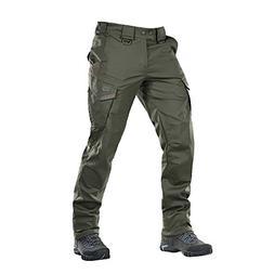 M-Tac Aggressor Flex - Tactical Pants - Men Cotton with Carg