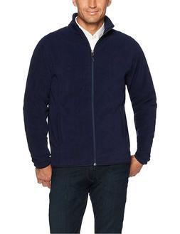 amazon essentials men s full zip polar