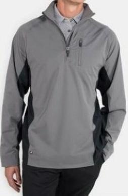 apparel men s citation golf jacket charcoal