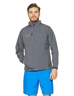 Columbia Men's Ascender Softshell Jacket, Collegiate Navy/Ni