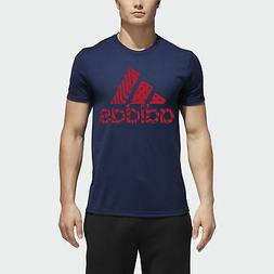 adidas Badge of Sport Big and Tall American Tee Men's