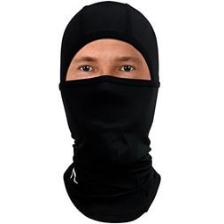 CompressionZ Balaclava Face Mask, Medium - Black