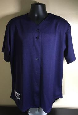 Baseball Umpire SHIRT Athletic Majestic Apparel Men's Large
