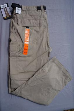 BC Clothing Belted Convertible Stretch Hiking Pants, Shorts.