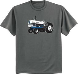 Big and Tall t-shirt for men Ford Tractor tee shirt mens clo