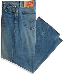 Levi's Men's Big and Tall 501 Original Fit Jean, The Ben - S