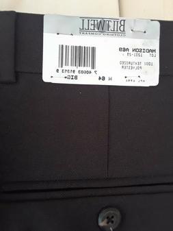 Biltwell Clothing Co. Men's Dress Pants - Chocolate - Waist