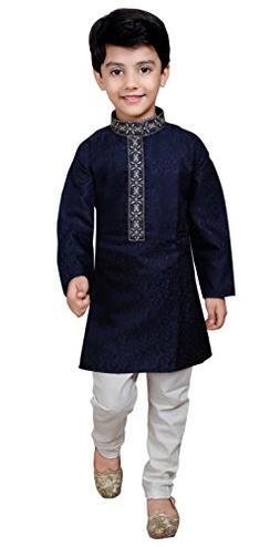 Boys Sherwani Kurta Pajama Bollywood Fashion Party Wear 932