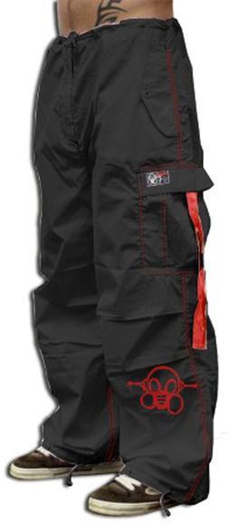 Ghast Clothing Brand Contrast Cargo Pants Dancewear Urban Fl