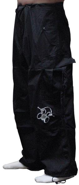 Ghast Clothing Brand Unisex Pants Rave Flare Bottom EDM Ultr