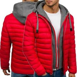 Zogaa Brand Winter <font><b>Men</b></font> <font><b>Jacket</