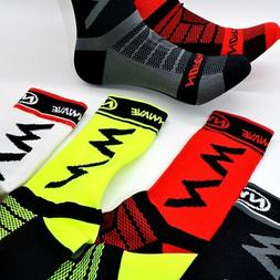 Breathable Outdoor Compression Sock Knee-High Sport Bike Cyc
