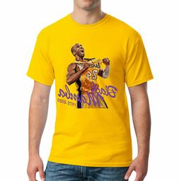 Kobe Bryant Black Mamba Men's T-Shirt Sizes S->3XL