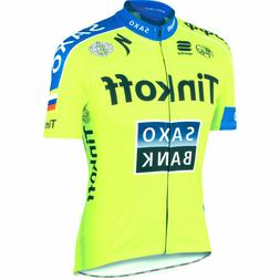 Castelli/Sportful Tinkoff Saxo Bank Men's Cycling Jersey : S