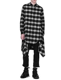 COOFANDY Mens Fashion Casual Long Sleeves Hipster Hip Hop Bu