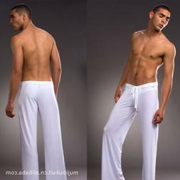 Casual Trousers Soft Men's Homewear Yoga Pants Pajama Sports