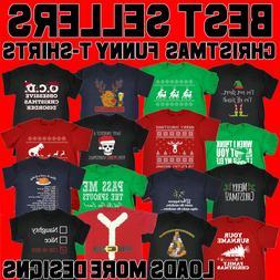 christmas mens t shirts funny novelty t