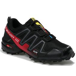 Classic Men's Outdoor Running Hiking Shoes Athletic Soft Bre