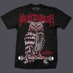 Steadfast Brand Clothing - BLACK Perched Owl for Men