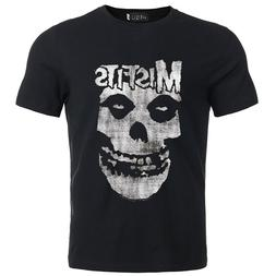Clothing Misfits Tshirt - Punk Rock Men's T Shirt Brand Hequ
