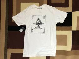 Matix Clothing T-Shirt Men's Large Brand New NWT White