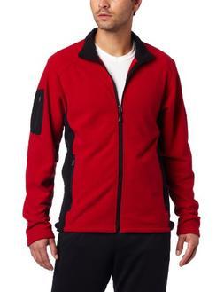 Colorado Clothing - Colorblocked Full-Zip Microfleece Jacket