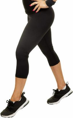 CompressionZ Compression Capri Leggings for Women - Yoga X-L