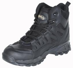 Voodoo Tactical 04-968 Low Cut 6-Inch Black Boot Size 11