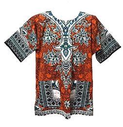 Vipada Handmade's Dashiki Shirt Unisex African Shirt Men Das