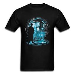 Doctor Who Tardis Tshirts 3D Print Dr Who Dalek <font><b>Des