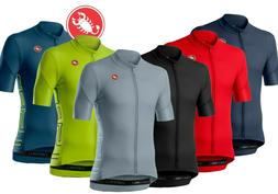Castelli Entrata V Men's Cycling Jersey : SEE Video