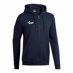 PUMA Essentials Men's Hooded Fleece Jacket Men Sweat Basics