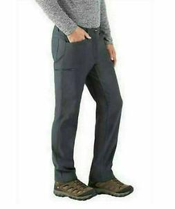 BC Clothing Expedition Men's Fleece Lined Soft Shell Pants,