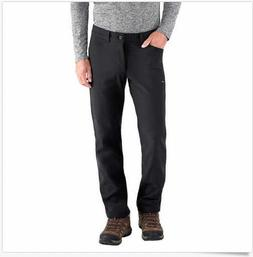 BC Clothing Expedition Men's Fleece Lined Softshell Pants BL