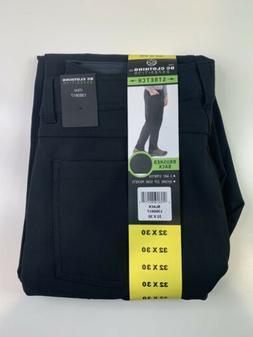 BC Clothing Expedition Mens Black Softshell Pants Fleece Lin