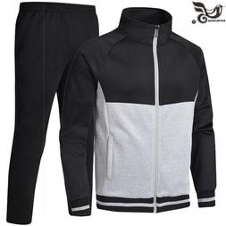 <font><b>Men</b></font> Tracksuits with Pants New Gyms Set o
