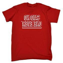 Funny Novelty T-Shirt Mens tee TShirt Snoe