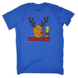 Funny Novelty T-Shirt Mens tee TShirt - Brewdolph
