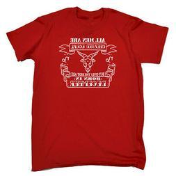 Funny Novelty T-Shirt Mens tee TShirt - Men December Caprico