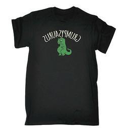 Funny Novelty T-Shirt Mens tee TShirt - Grumpysaurus