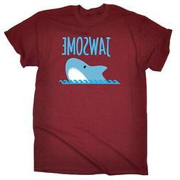Funny Novelty T-Shirt Mens tee TShirt Jawsome